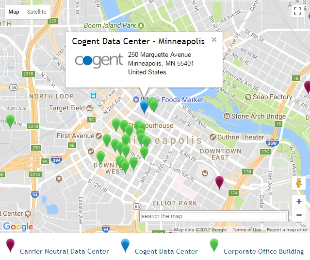 Cogent Minneapolis
